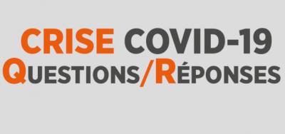 National : Questions -  Réponses FBA Covid-19 Maj (31 mars 2020)